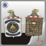Moneda americana de Comemorative del diseño del ejército