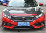 per Honda Civic X 2016 anteriore ed il respingente posteriore accantona i coperchi