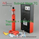 2016 가장 새로운 Kanger Subvod Mega Tc Kit 2300mAh Wholesale