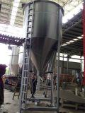 Mezclador vertical plástico industrial para la venta