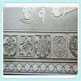 Marmeren Patroon die het Decoratieve Blad van het Roestvrij staal (MP007) schilderen