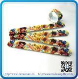 Event (HN-SB-010)のためのPVC Material Reflective Slap Bracelet