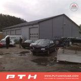 Edificio bien diseñado prefabricado de la estructura de acero de la alta calidad