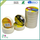 Heißes verkaufendes weißes Farben-Krepp-Papier-selbsthaftendes Kreppband