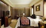 ホテルの木の寝室デザイン一定の現代寝室の家具