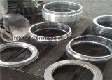 F316L qualificou anéis forjados aço para a engrenagem