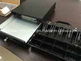 レシートプリンターのためのケーブルで構築されるを用いるJy-410bの現金ボックス