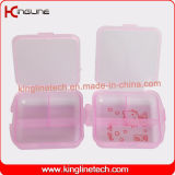 Ultimo Design Plastic 6-Cases Pill Box (KL-9070)