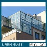 Niedriges-e Glas für das Aluminiumfenster Energiesparend