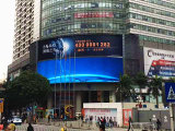 P20 Outdoor LED Display Billboard & LED Signage a The Building Top