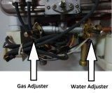 Ente sottile del riscaldatore di acqua del gas (JSD-C59)