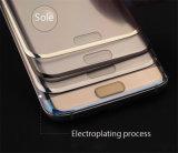 Volle Deckung 3D löschen gebogenen ausgeglichenes Glas-Telefon-Bildschirm-Schoner für Rand Samsung-S7