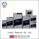 Jinwei tutta la vernice metallica di gomma acrilica a base d'acqua elettrostatica dell'automobile dell'automobile della vernice di spruzzatura