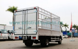 Isuzu 100p 4X2 98HP 1.5 Ton Light Duty Cargo Truck