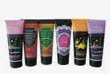 Kosmetische Plastic Zachte Buizen voor de Room van de Hand