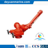 Electric marin Fire Water Monitor pour Fire Fighting System