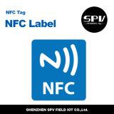 NfcのラベルHf 13.56MHzペーパー付着力のUltralight ISO14443A