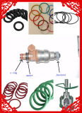 Anel de pistão de EPDM, selo de borracha do anel-O para o automóvel/conetor da motocicleta, selo do óleo,