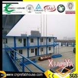 Case del contenitore del pannello a sandwich per i programmi di costruzione di alloggi sociali (XYJ-01)