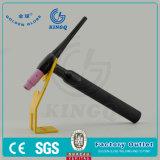 Kingq TIG охлаженный воздухом Welidng Torches Wp-26 для факела TIG