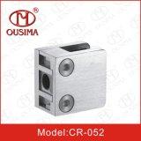 L'acier inoxydable la bride en verre de moulage mécanique sous pression pour le système de balustrade (CR-052)