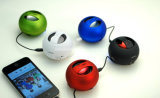 Mini haut-parleur avec le haut-parleur portatif d'hamburger de téléphone mobile