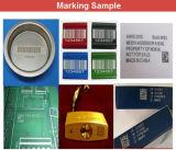 Портативная машина маркировки лазера волокна для диска USB пластмассы внезапного