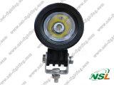 Luz 10W del trabajo del CREE LED de 2 pulgadas para los vehículos de la linterna de las motocicletas (NSL-1001D-10W)