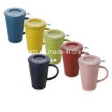 كلاسيكيّة قهوة & شاي [11-وونس] إبريق مع غطاء في لون قرنفل