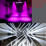 Luz principal movente maravilhosa do feixe de ponto