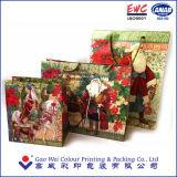 Мешок рождества бумажный для подарка