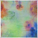 Telas de seda Chiffon com o Printed/SGS aprovado