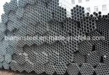 Por inmersión en caliente galvanizado personalizable de tubería de acero