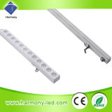 12W RGB LED Strip Wall Washer Light pour scène, mur
