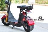 Scooter électrique Harley de type populaire de 2016 avec de grandes roues