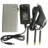 Dresseur portatif de brouilleur de signal de téléphone portable de WiFi/GSM/3G
