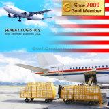 Дешевый перевозимый самолетами груз к США от Китая/Пекин/Qingdao/Шанхай/Ningbo/Xiamen/Shenzhen/Гуанчжоу