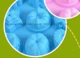 Инструмент Sc27 шоколада прессформы шоколада силикона цветков праздника 12