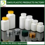 bottiglia di plastica della medicina dell'HDPE 190ml con la protezione della parte superiore di vibrazione