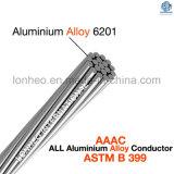 Todo o maestro da liga de alumínio, maestro de AAAC (ASTM B 399)
