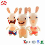 Crazy Rabbid Invade Plush Cartoon Kids Gift Soft Stuffed Toy