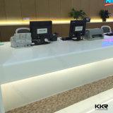 Самомоднейший стол CEO экзекьютива офисной мебели твердый поверхностный (D1609260)
