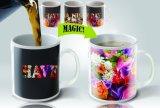 세라믹 Coffeemug를 바꾸는 형식에 의하여 주문을 받아서 만들어지는 색깔
