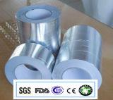 фольга 8011-O 0.15mm толщиной Глубок-Обрабатывая алюминиевая слипчивая Taple