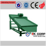 China Manufacturer Vibrating Screen em Ore Dressing Line