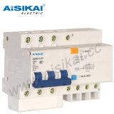 Автомат защити цепи Mininature (MCB) с электрической утечкой (3P+N)