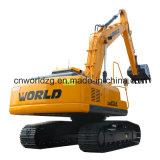 세륨 (W2215)를 가진 21 톤 Hydraulic Crawler Excavator