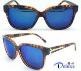 Gafas de sol plásticas de la manera del nuevo diseñador de la marca de fábrica para las mujeres (DP1149TL)