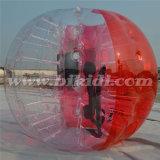 Bola de parachoques de la carrocería inflable al aire libre, bola adulta del golpeador, bola de la burbuja para el balompié D5103