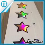 Стикерами вознаграждением Multicolor звезд голографическими могут быть используемая диаграмма вознаграждением